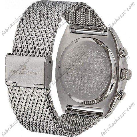 Часы мужские JACQUES LEMANS 1-2041E