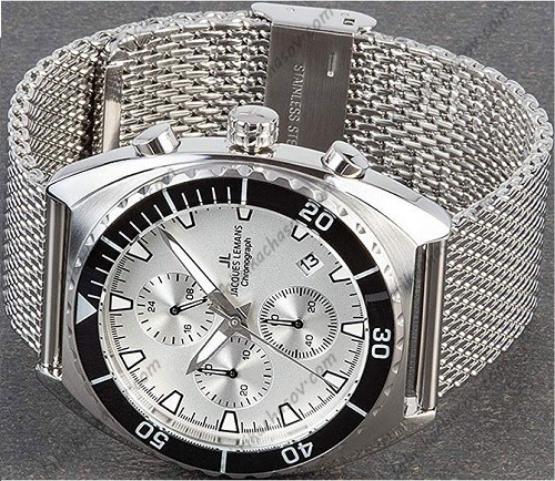 Часы мужские JACQUES LEMANS 1-2041F