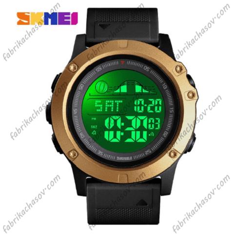 Часы Skmei 1476 gold