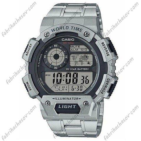 Часы Casio ILLUMINATOR AE-1400WHD-1AVEF