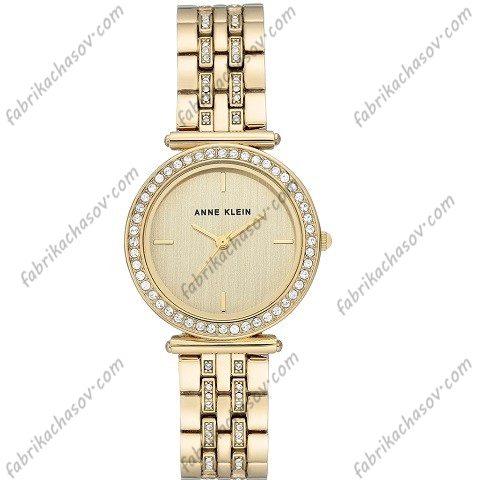 Часы Anne Klein AK/3408CHGB