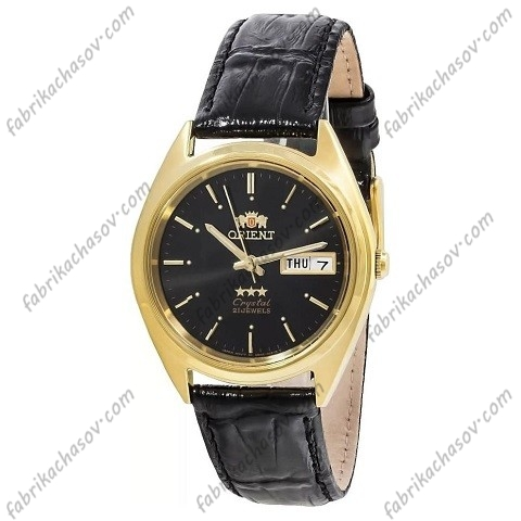 Часы ORIENT 3 STARS FAB0000GB9