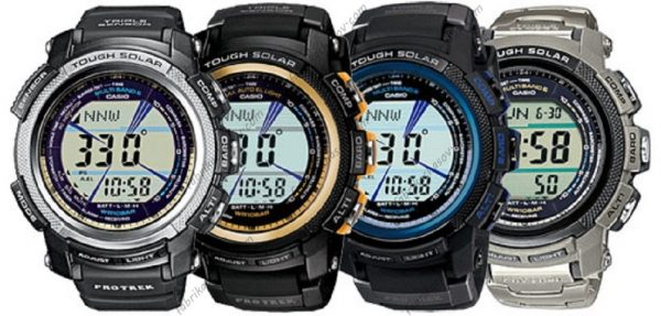 Часы CASIO PROTREK PRW-2000-1ER