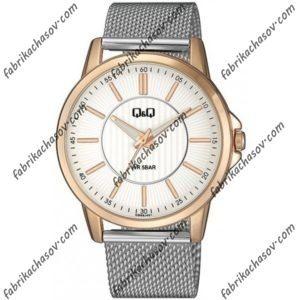 Мужские часы Q&Q QB66J401Y