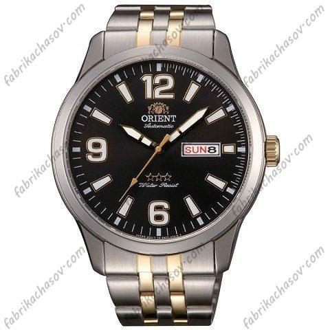 Часы ORIENT 3 STARS RA-AB0005B19B