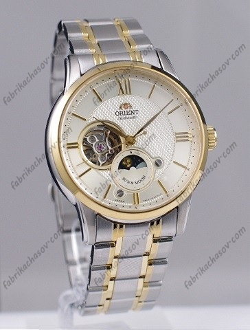 Часы ORIENT AUTOMATIC RA-AS0001S00B