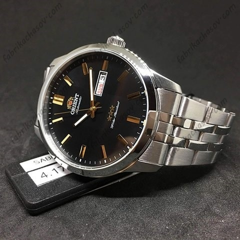 Часы ORIENT 3 STARS SAB0B008BB