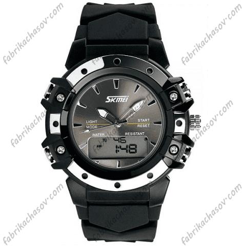 Часы Skmei 0821 black