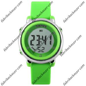Часы Skmei 1100 green
