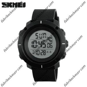Часы Skmei 1213 белые вставки