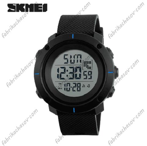 Часы Skmei 1213 синие вставки