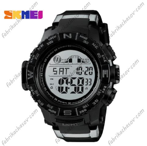 Часы Skmei 1380 черные