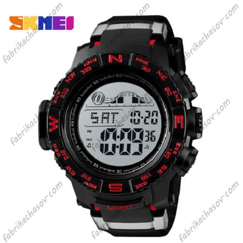 Часы Skmei 1380 красные