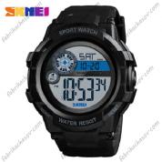Часы Skmei 1387 черные