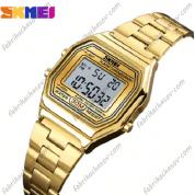 Часы Skmei 1415 золотые