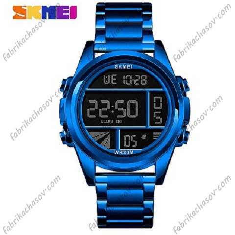 Часы Skmei 1448 синие