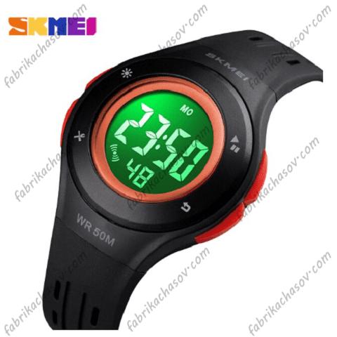 Часы Skmei 1455 black