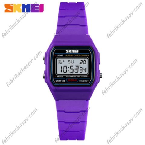Часы Skmei 1460 purple