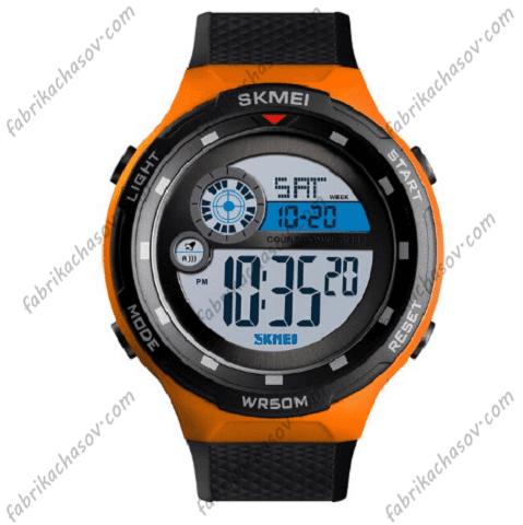 Часы Skmei 1465 оранжевые