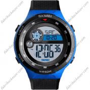 Часы Skmei 1465 синие