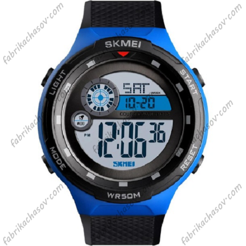 Часы Skmei 1465 черные