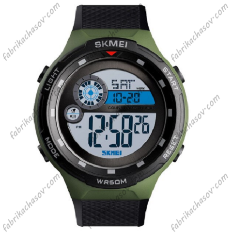 Часы Skmei 1465 зеленые