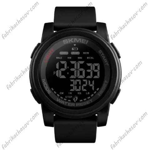 Часы Skmei 1469 черные