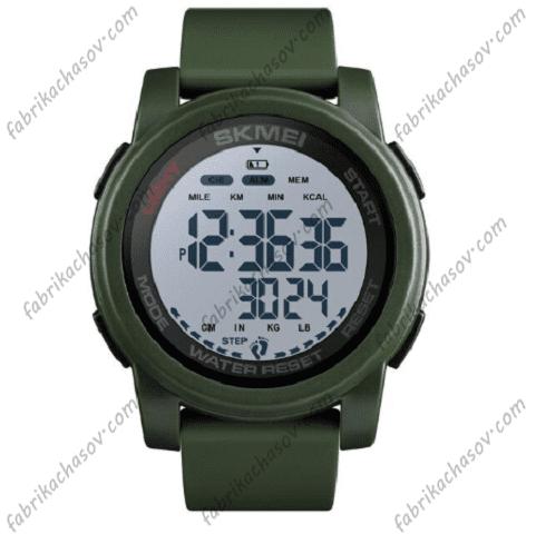 Часы Skmei 1469 зеленые