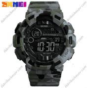 Часы Skmei 1472 green camouflage