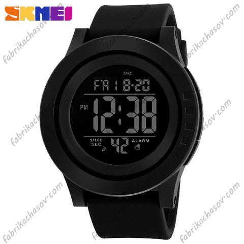 Часы Skmei 1473 black black