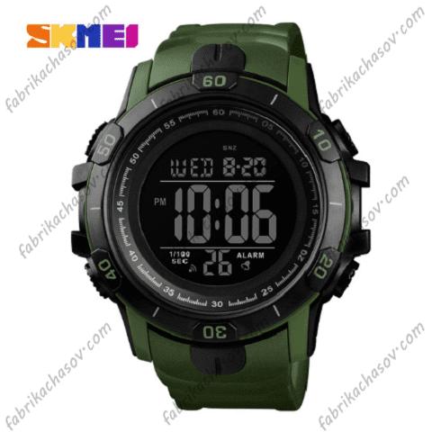 Часы Skmei 1475 army green