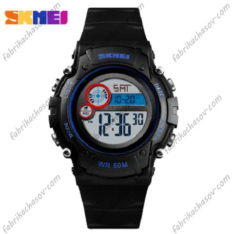 Часы Skmei 1477 black