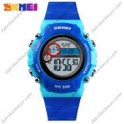 Часы Skmei 1477 dark blue