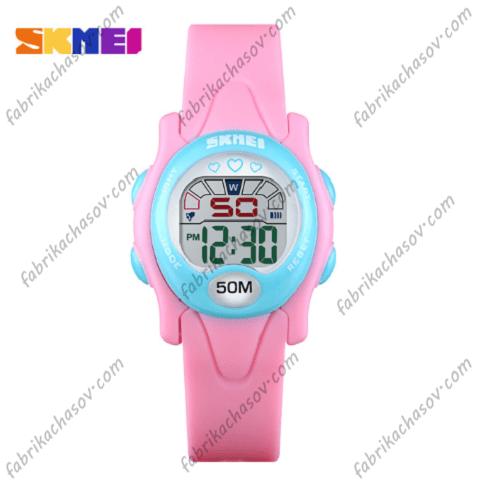 Часы Skmei 1478 pink