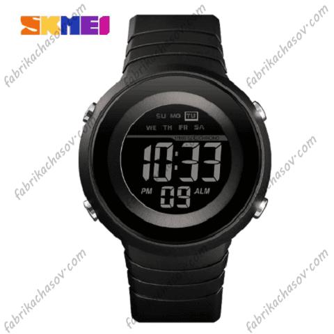 Часы Skmei 1497 black-black