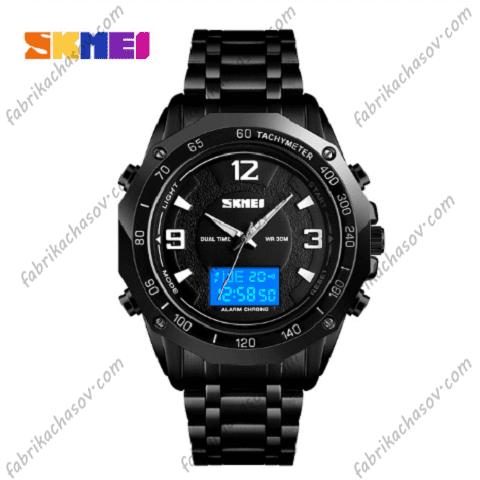 Часы Skmei 1504 black