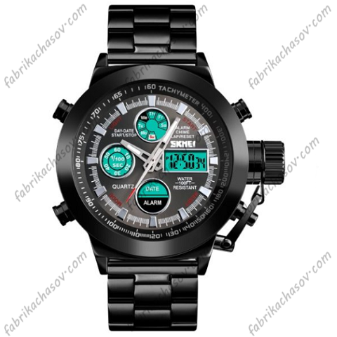 Часы Skmei 1515 black