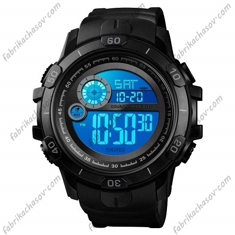 Часы Skmei 1523 black