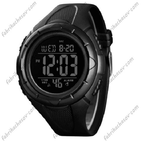 Часы Skmei 1535 all black