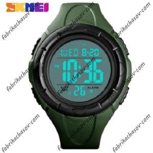 Часы Skmei 1535 army green