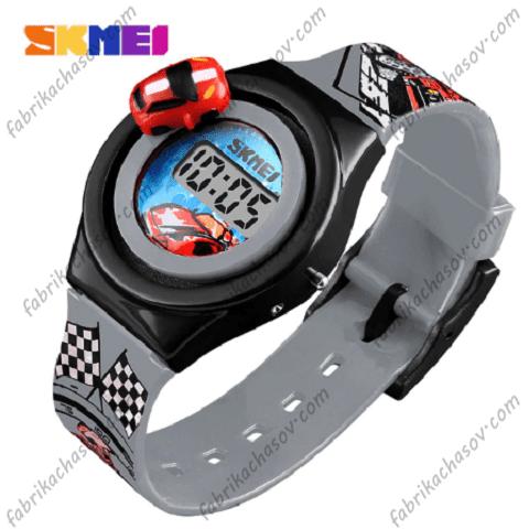 Часы Skmei DG1376 gray
