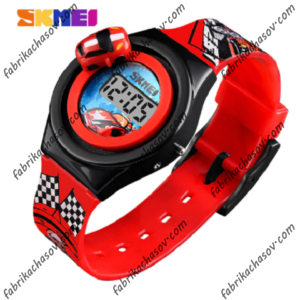 Часы Skmei DG1376 red