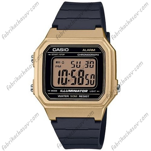 Часы Casio ILLUMINATOR W-217HM-9AVEF