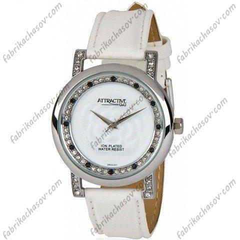 Женские часы Q&Q ATTRACTIVE DB33J301Y