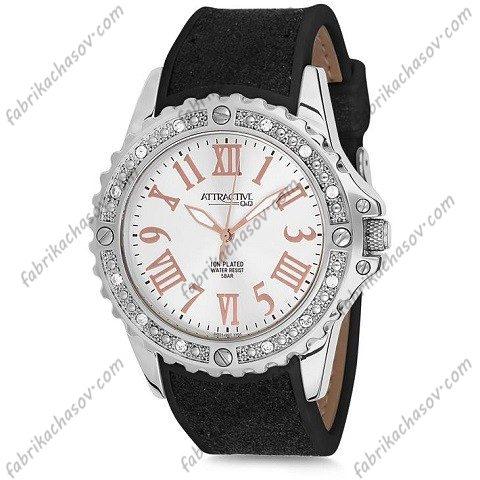 Женские часы Q&Q ATTRACTIVE DG01J307Y