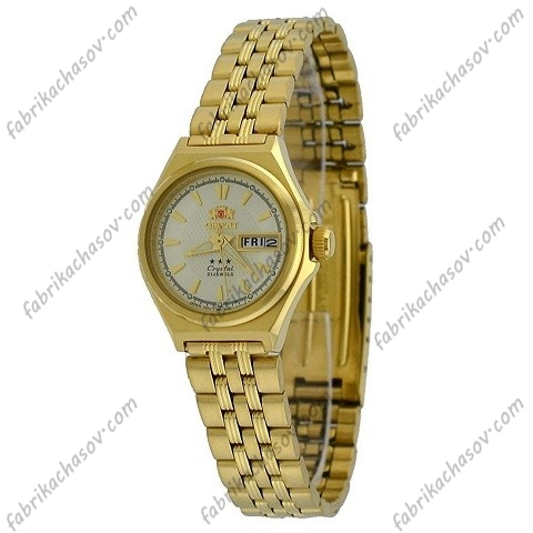 Часы ORIENT 3 STARS FNQ1S001C9