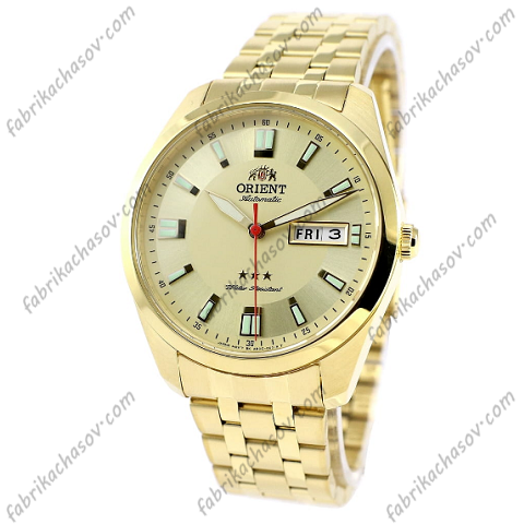 Часы ORIENT 3 STARS RA-AB0016G19B