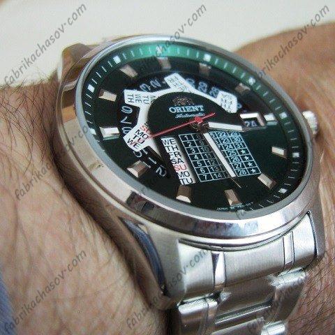 Часы ORIENT Multi Year Calendar CFX01002FH