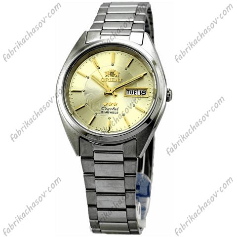 Часы ORIENT 3 STARS FAB00006C9