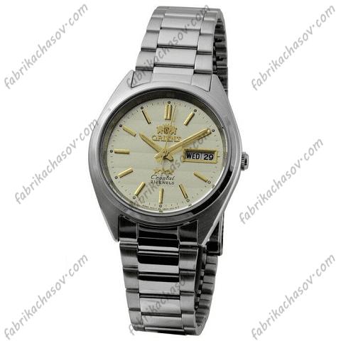 Часы ORIENT 3 STARS FAB00007C9
